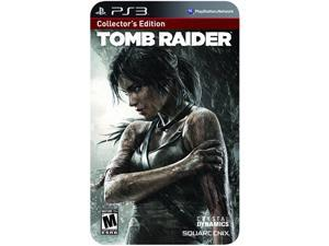 Tomb Raider Collector's Edition Playstation3 Game SQUARE ENIX