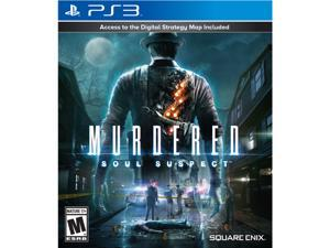 Murdered: Soul Suspect PlayStation 3 SQUARE ENIX