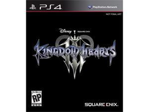Kingdom Hearts 3 PS4 Game Square Enix