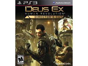 Deus Ex Human Revolution: Director's Cut PS3 Game