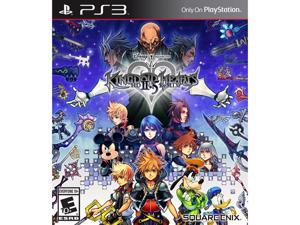 Kingdom Hearts HD II.5 ReMix Limited Edition PS3