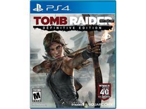 Tomb Raider: Definitive Edition PlayStation 4