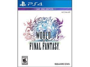 World of Final Fantasy - PlayStation 4