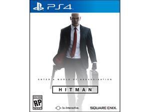 Hitman PlayStation 4
