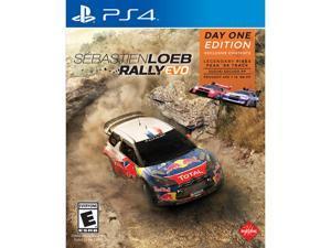 Sebastian Loeb Rally Evo Day 1 Edition - PlayStation 4