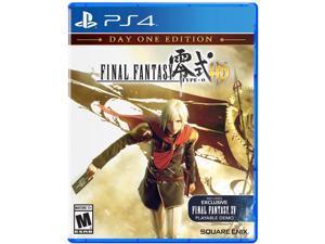 Final Fantasy Type-0 HD (replen) - PlayStation 4