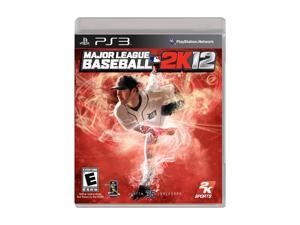 MLB 2k12 Playstation3 Game