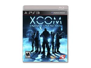 XCOM Enemy Unknown PlayStation 3