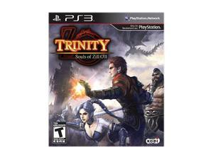 Trinity Souls Of Zill O'll Playstation3 Game