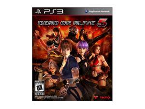 Dead or Alive 5 Playstation3 Game                                                                                   TECMO