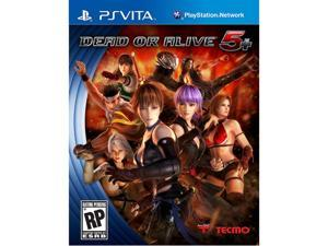 Dead or Alive 5 Plus PS Vita Games