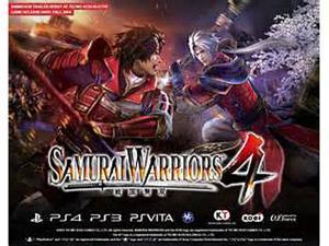 Samurai Warriors 4 PlayStation Vita