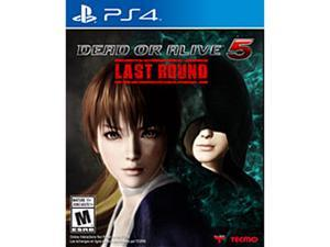 Dead or Alive 5 Last Round PlayStation 4