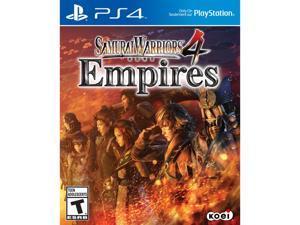 Samurai Warriors 4 Empire - PlayStation 4