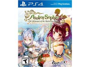 Atelier Sophie: The Alchemist of the Mysterious Book - PlayStation 4