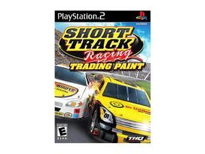 Short Track Racing Trading Paint Game THQ