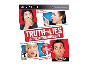 Truth or Lies for Sony PS3 #zMC