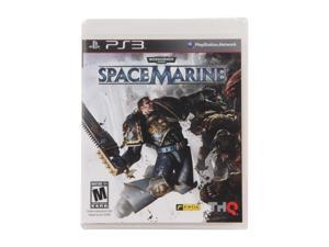 Warhammer 40k: Space Marine Playstation3 Game