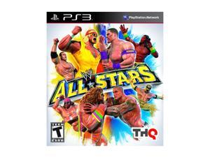 WWE All-Stars Playstation3 Game THQ