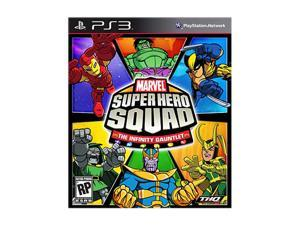 Marvel Super Hero Squad: Infinity Gauntlet Playstation3 Game
