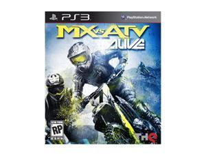 MX vs ATV Alive Playstation3 Game