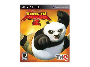 Kung Fu Panda 2 Playstation3 Game THQ