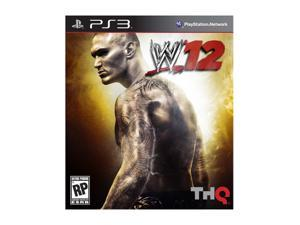 WWE '12 Playstation3 Game