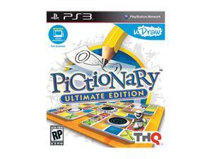 uDraw Pictionary: Ultimate Edition PS3