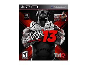WWE 2013 for Sony PS3