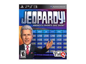 Jeopardy Playstation3 Game