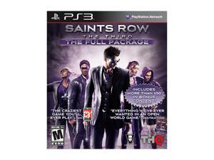 Saints Row: The Third - The Full Package Playstation3 Game THQ