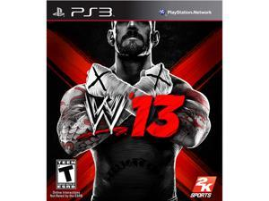 WWE '13 Playstation3 Game 2k Games