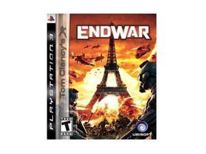 Tomy Clancy's End War Playstation3 Game