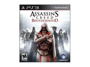 Assassin's Creed: Brotherhood Playstation3 Game UBISOFT