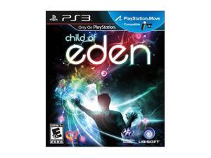 Child of Eden Playstation3 Game Ubisoft