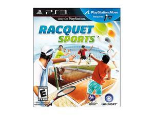 Racquet Sports Playstation3 Game