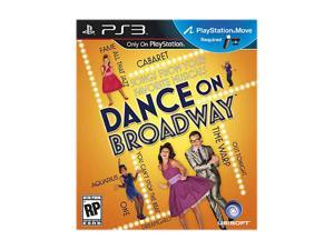 Dance on Broadway Playstation3 Game Ubisoft
