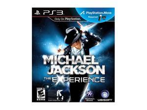 Michael Jackson Experience Playstation3 Game Ubisoft