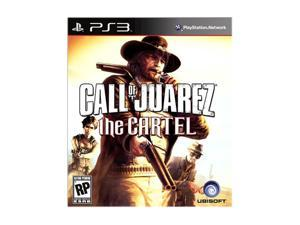 Call of Juarez: The Cartel Playstation3 Game Ubisoft