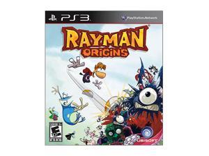 Rayman Origins Playstation3 Game Ubisoft