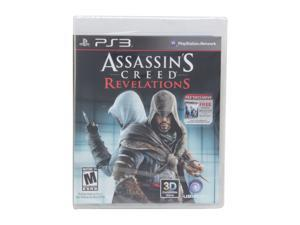 Assassin's Creed: Revelations Playstation3 Game                                                                          ...