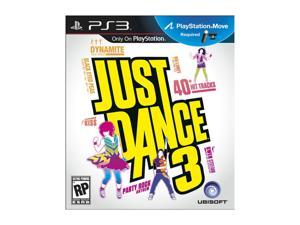 Just Dance 3 Playstation3 Game Ubisoft