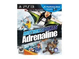 MotionSports: Adrenaline Playstation3 Game Ubisoft