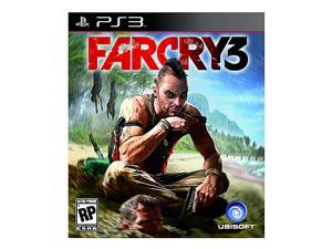 Far Cry 3 Playstation3 Game Ubisoft