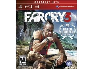 Far Cry 3 PlayStation 3 Ubisoft