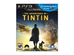 The Adventures Of Tintin: The Game Playstation3 Game Ubisoft
