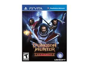 Dungeon Hunter Alliance PS Vita Games Ubisoft
