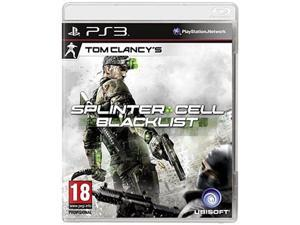 Splinter Cell: Blacklist Playstation3 Game Ubisoft