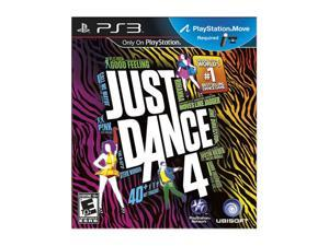 Just Dance 4 Playstation3 Game UBISOFT
