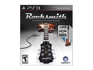 Rocksmith Guitar & Bass Playstation3 Game